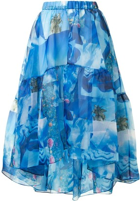 Romance Was Born Petit Palais skirt