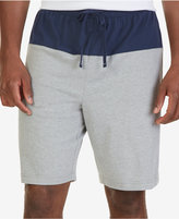 Nautica Men's Lightweight Colorblocked Lounge Short