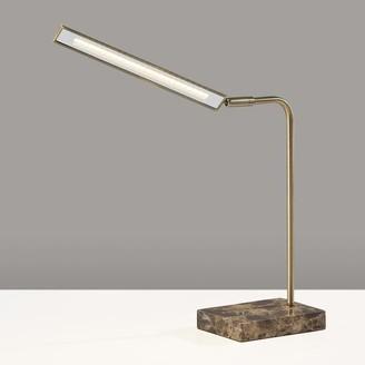 west elm Marble Task LED Desk Lamp