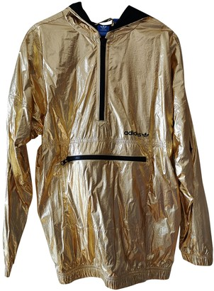 adidas Gold Cotton Jackets