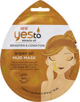Yes to Miracle Oil Brighten & Condition Argan Oil Mud Mask