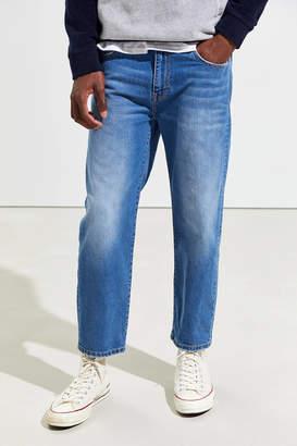 Dr. Denim Otis Stonewash Cropped Jean