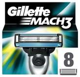 Gillette MACH3 Men s Razor Blades 8 Count