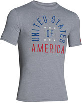 Under Armour Men's USA Pride T-Shirt