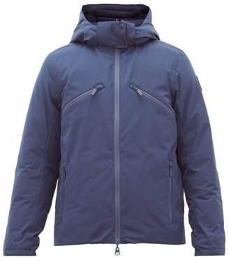 Nobis Oliver Reversible Down-filled Hooded Jacket - Mens - Navy