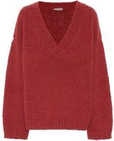 Bottega Veneta Alpaca and wool sweater