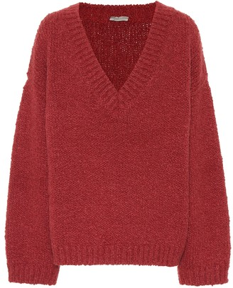 Bottega Veneta Alpaca and wool sweater