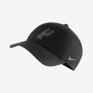 Nike Dri-FIT NBA Cap Spurs Heritage86