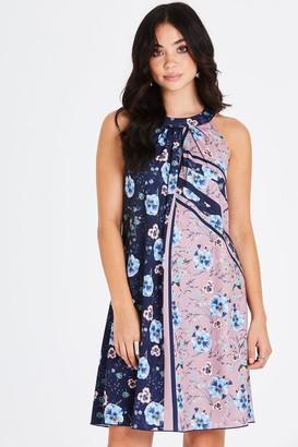 Little Mistress Arlie Ditsy Floral Mini Shift Dress
