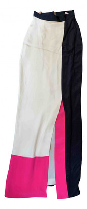 Roksanda Ilincic Multicolour Silk Skirts