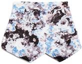 Aqua Girls' Envelope Skirt