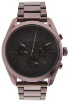 Chronograph Stainless Steel Watch, 42mm