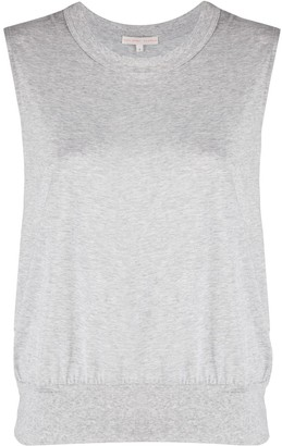 Filippa K Soft Sport Elasticated-Hem Tank Top
