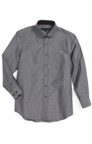 Report Collection Boy's Pattern Dress Shirt