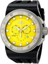 Invicta Men's 12294 Akula Chronograph Dial Black Silicone Watch