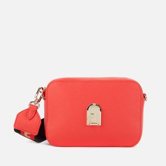 Furla Women's Sleek Mini Cross Body Bag - Red