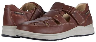 Mephisto Vilson (Chestnut/Grizzly) Men's Shoes