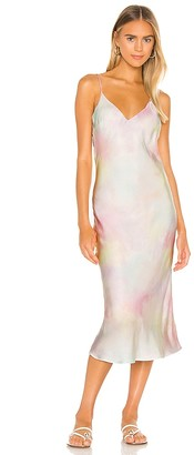 CALi DREAMiNG Vaea Slip Dress