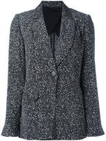 Diane von Furstenberg 'Charlotte' blazer - women - Polyester/Spandex/Elastane/Viscose - 6