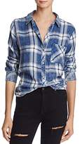 Rails Hunter Ocean Blush Cloud Plaid Shirt