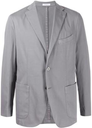 Boglioli Lightweight Buttoned Blazer