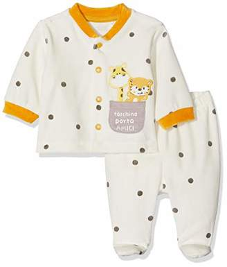Chicco Baby Completo Coprifasce Con Ghettina Footies,(Size: 056)