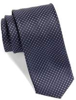 BOSS Men's Dot Silk Skinny Tie