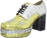 Funtasma Men's Glamrock-02/S-GG Lace-Up Oxford