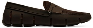 Swims Classic Mesh Penny Loafers