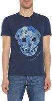 Alexander McQueen Cotton Jersey T-shirt