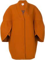 DELPOZO three-quarter sleeve structured jacket