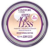 Cover Girl & Olay Simply Ageless Foundation + Titanium Dioxide Broad Spectrum SPF 28