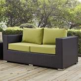 Modway Anika Patio Loveseat