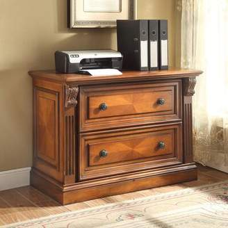 Glastonbury 2-Drawer Lateral Filing Cabinet Darby Home Co