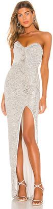 Nookie Galaxy Gown