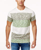 G Star Men's Brallio Marled Stripe T-Shirt