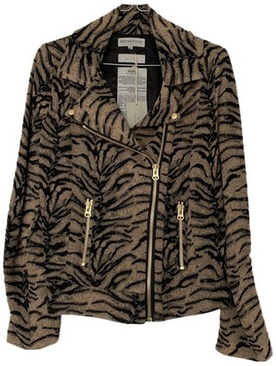 Heimstone Brown Jacket for Women