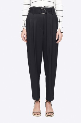 3.1 Phillip Lim Wool Belted Utility Pant