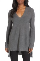 Eileen Fisher Women's High/low Merino Wool Sweater
