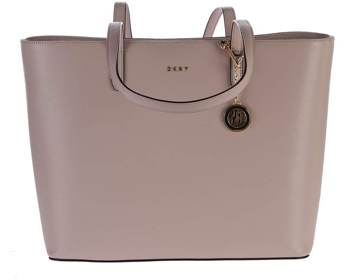 DKNY Pink Chain Sutton Large Bag