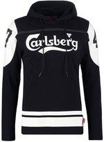 Carlsberg Long Sleeved Top Nero