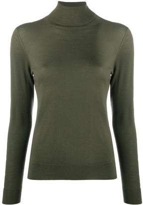 N.Peal Roll Neck Cashmere Jumper
