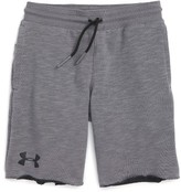 Under Armour Boy's Select French Terry Shorts