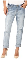 Jag Jeans Alex Boyfriend Platinum Denim in Cool Blue