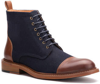 Vintage Foundry Men's Remington Two-Tone Chukka Boots