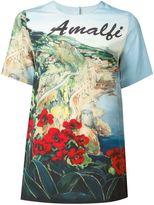 Dolce & Gabbana Amalfi print T-shirt