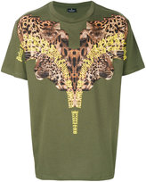 Marcelo Burlon County of Milan Tepenk T-shirt