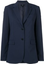 Theory fitted tailored blazer