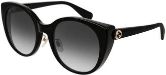 Gucci Gradient Cat-Eye Sunglasses