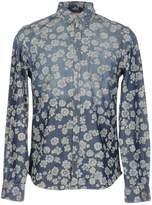 Sun 68 Denim shirts - Item 42546434